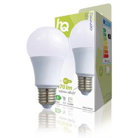 ;HQ Dimbar LED-lampa A60 E27 6,5 W 470 lm 2 700 K
