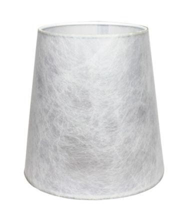 Oriva Lampskärm Rund Spunnet 17 cm Vi