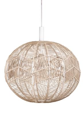 Globen Lighting Missy Taklampa Natur/Vi