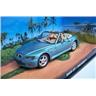 James Bond Goldeneye Diecast Modell 1/43 BMW Z3 Convertible
