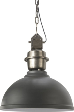 PR Home Manchester Taklampa Jako Grå 35 cm
