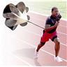 Löparträning Fallskärm Motstånd Speed Training Parachute Umbrella