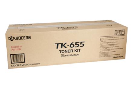 Kyocera toner svart TK-655