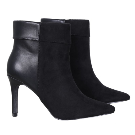 Pieces Valerie Boot Ankle boot black