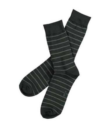Topeco - Mens Sock Bamboo Broiler Darkgreen