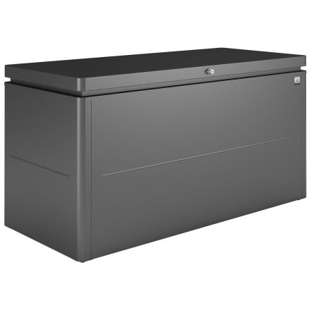 LoungeBox förvaringsbox, mörkgrå - 160
