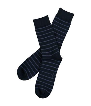 Topeco - Mens Sock Bamboo Broiler Darkblue