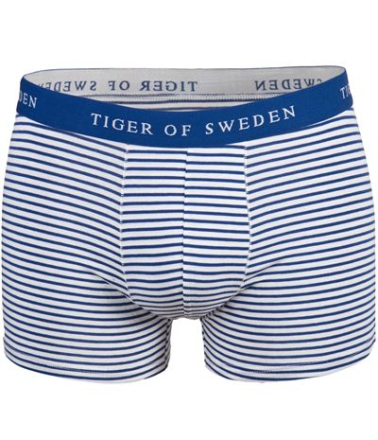 Tiger of Sweden - Alessandro Trunk Blue Striped