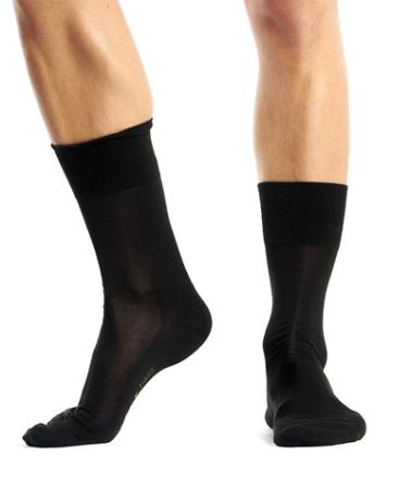 Falke - Tiago Sock Black
