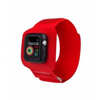 Twelve South ActionSleeve Armband for Apple Watch- RÖD 38mm