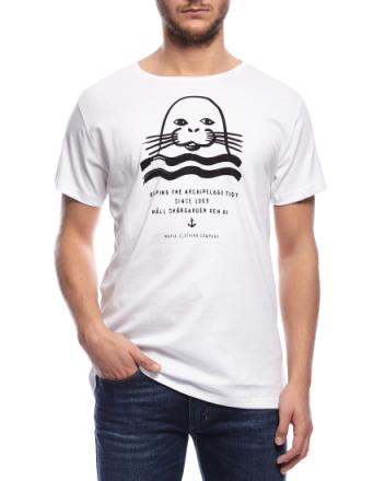 Skärgården t-shirt white