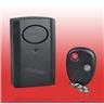 NY!Vibrationslarm Glaskross-larm Dörrlarm med fjärrkontroll