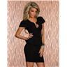 NY Svart Sexig Klänning 36 38 S M L Dress Kläder