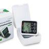Hälsovård Automatisk Digital Blodtrycksmätare Blodtrycksmätning Hälsa Helt NY !