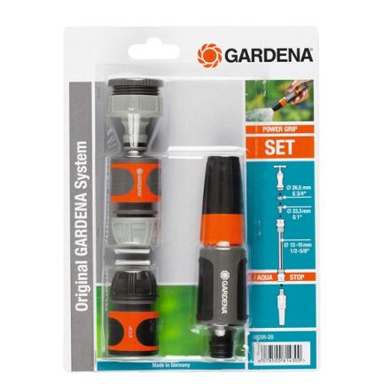 Grundset Gardena, Gardena
