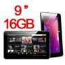 NY! Super slim 9 tum Surfplatta Android 4.0 1.5GHz 16GB