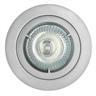 Downlight IP44 GU5,3 halogen borstad aluminium fast proffs