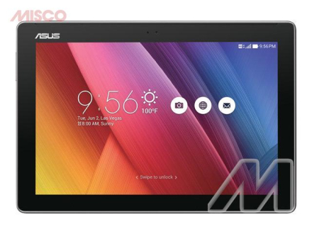ASUS ZenPad 10 Z300C - surfplatta - Android 5.0 (Lollipop) - 16 GB - 10.1''