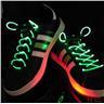 NY!Gröna LED-Skosnören Tuff styling for skorna! 2st (1par)