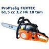 Motorsåg Fuxtec FX-KS162 Kedjesåg Fabriksny