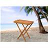 Brickbord - träbord - trädgårdsbord - sidobord - TOSCANA