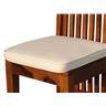 Bekväm dyna till PALISANDER stol - sandfärg