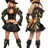REA! 40/42 - Hattmakaren Alice i Underlandet steampunk maskerad Halloween