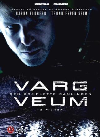 Varg Veum - Den Kompletta Samlingen (12 disc)