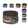 NY!Vikbar & portabel vattenskål/matskål vatten skål för hund Kamouflage