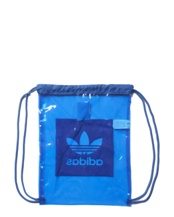 Gymsack bag eqt blue s16