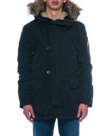 Geir parka black jacket