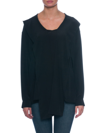 Corella cdc black blouse 11D153