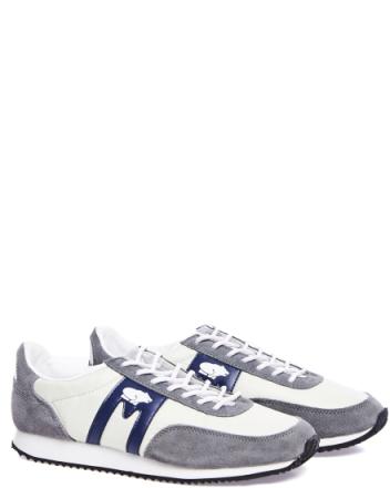 Albatross grey/dk navy sneakers F802505