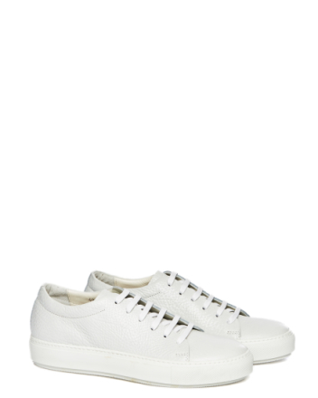Adrian grain white sneakers 2EB151