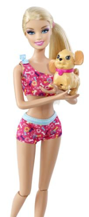 Barbie Simmande Valpar