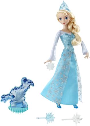Action Elsa, Frozen, Disney Frost