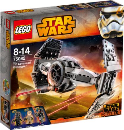 TIE Advanced Prototype, Lego Star Wars