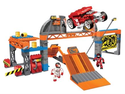 Hot Wheels Test Facility, Mega Bloks