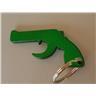 Kapsylöppnare Nyckelring - Pistol