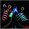 NY!Regnbåge LED-Skosnören Styling for skorna! 2st (1par)