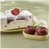NYA! Apple Salt och pepparkar för bröllop gåva i presentask