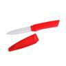 Horisontell keramisk kniv med 8 cm l?ngt bett