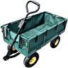Trädgårdsvagn Kärra Materialvagn Max 350kg