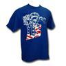 Dirt Sport T-Shirt 4x4, Medium.
