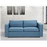 3-sits soffa blå - soffa - tygsoffa - HELSINKI