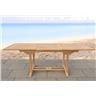 Trädgårdsbord i akacia - trädgårdsmöbel - matbord - bord - JAVA