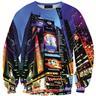 NY NEW YORK CITY TRÖJA SWEATSHIRT ONE SIZE