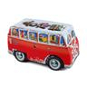 Plåtburkar VW Buss Vinter