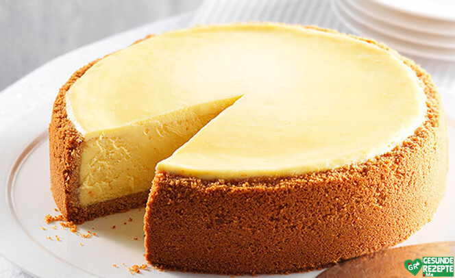 LOW CARB NEW YORK CHEESECAKE