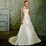 Cheap Plus Size Wedding Dress 2016 Beaded Strapless